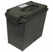 MFH Outdoor MFH - Amerikaanse munitiebox  -  Plastic  -  cal. 50 mm  -  Grote  -  OD groen