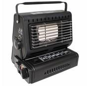 Fox Outdoor Fox Outdoor - Gasheizer -  mit Piezo-Zündung -  schwarz