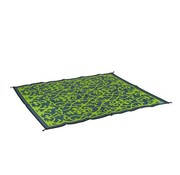 Bo-Camp Bo-Camp - Teppich - Picknickdecke - 2x1,8m - Grün