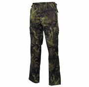 MFH Outdoor US Legerbroek BDU M 95 CZ camouflage
