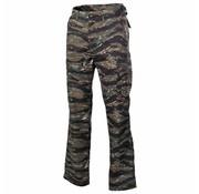 MFH Outdoor US Kampfhose BDU, tiger stripe