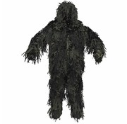 MFH Outdoor Camouflage pak 'Ghillie Jackal' 3-D Body System woodland