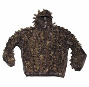 "MFH Outdoor Tarnanzug, ""Leaves"", 3-teilig, hunter-brown"