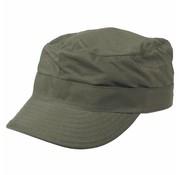 MFH Outdoor US BDU Veldpet Veldcap Legerpet Legercap Camo pet Vispet Rip Stop olijf/legergroen