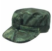 MFH Outdoor US BDU Veldpet Veldcap Legerpet Legercap Camo pet Vispet Rip Stop hunter-groen