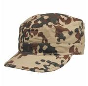 MFH US BDU Veldpet Veldcap Legerpet Legercap Camo pet Vispet Rip Stop Army tropencamouflage
