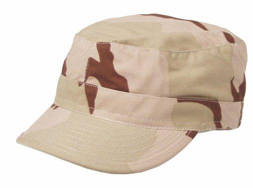MFH Outdoor US BDU Veldpet Veldcap Legerpet Legercap Camo pet Vispet Rip Stop 3 kleuren desert