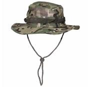 MFH US Army GI Bush hat met kinband GI Boonie R/S operation-camo