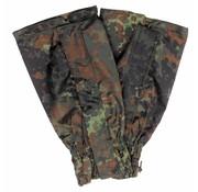 MFH Army gaiters - gamaschen - beenkappen, vlekcamouflage - waterafstotend