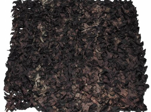 MFH Camouflagenet 2 x 3 m hunter- bruin met PVC-draagtas