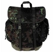 MFH Army Hiking rugzak vlekcamouflage nieuw model