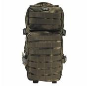 MFH High Defence US Army rugzak Assault I HDT-camo FG