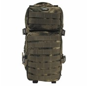 MFH High Defense US Army rugzak Assault I HDT-camo FG