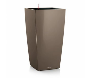 Lechuza Cubico Premium 50 Taupe hoogglans ALL-IN-ONE
