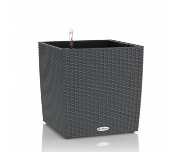 Lechuza Cube Cottage 30 Graniet ALL-IN-ONE
