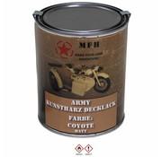 MFH Outdoor MFH - De Vernis van het leger  -  Coyote  -  Matteüs  -    -  1 l