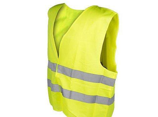 Carpoint Carpoint - Veiligheidsvest - Reflecterend - Fluorescerend geel - Junior