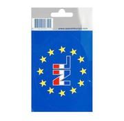 Carpoint Carpoint - Europa - Aufkleber - NL - 11,2x8cm - Weiss
