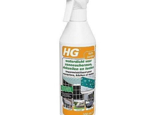 HG HG - Waterdicht voor zonneschermen en tenten - 500 ml