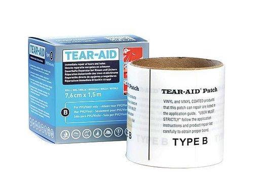 Tear-Aid Tear-Aid - Reparatiemiddel - Type B - Transparant - Rol 1,5 Meter