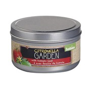 Bolsius Bolsius - Duftkerze - Metalldose - Citronella/Tomatenblättern - 24 - Stunde