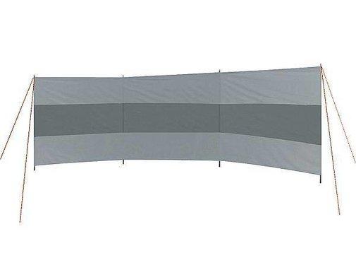 Bo-Camp Bo-Camp - Windscherm - Stabile - 3-Vaks - 5x1,4 Meter