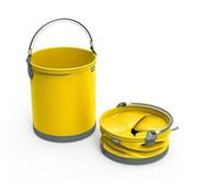 Colapz Colapz - Emmer - Opvouwbaar - 10 Liter - Geel