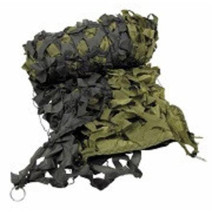 Altijd up-to-date, nieuwste camouflagepatronen en materialen