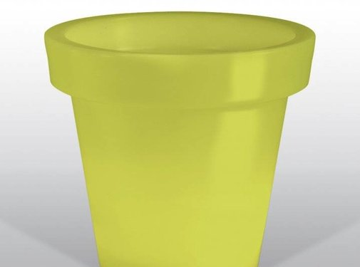BLOOM! BLOOM POT NO LIGHT – Blumentopf ohne Licht – grün - 44 x 40 cm (B x H)