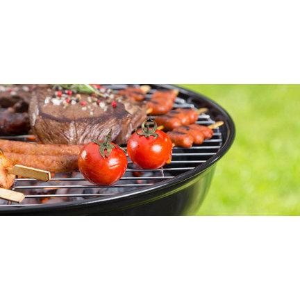 Outdoor hoeft niet altijd ver reizen te betekenen! Geniet in je eigen tuin of op je terras met onze speciale selectie van bijzondere buiten-koken-producten.