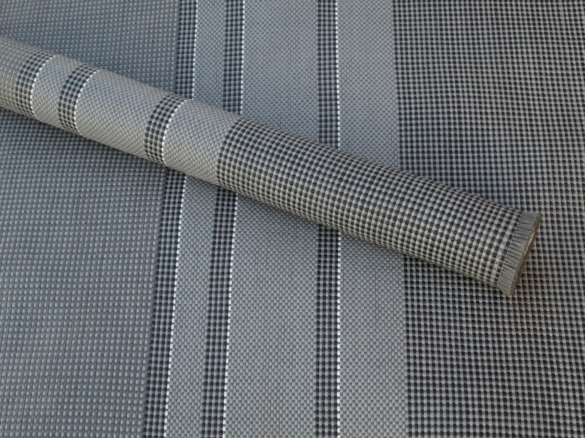 Arisol Bleu ray/é Tapis de tente 2,5 x 5 m/ètres Classic