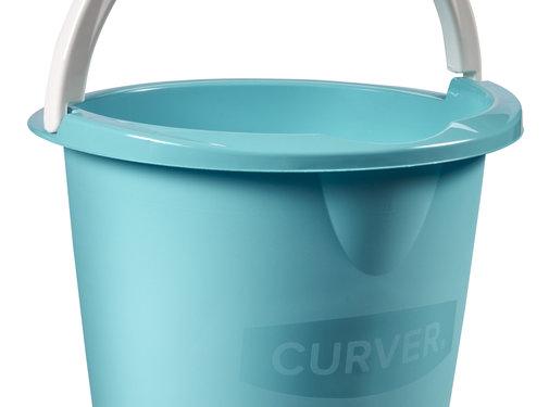 Curver Curver - Emmer - Met schenktuit - Handgreep in de bodem - 10 Liter