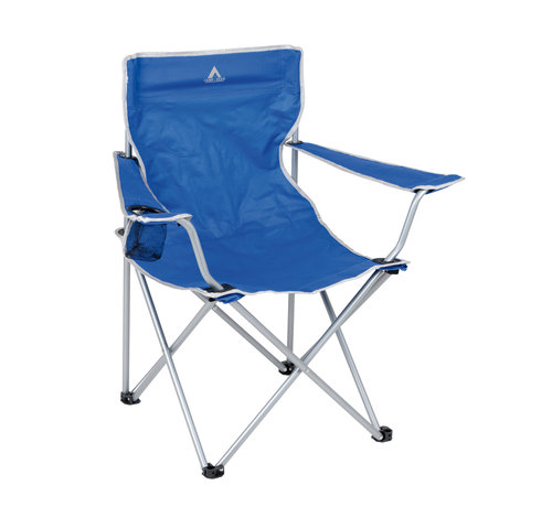 Camp Gear Camp-Gear - Stoel - Opvouwbaar - Compact - Blauw