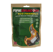 Fire Dragon Fire Dragon - Brandstof - Solid fuel - Waterproof - 6 Stuks