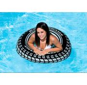 Intex Intex - Schwimmreifen - Giant - Autoreifen - 91cm