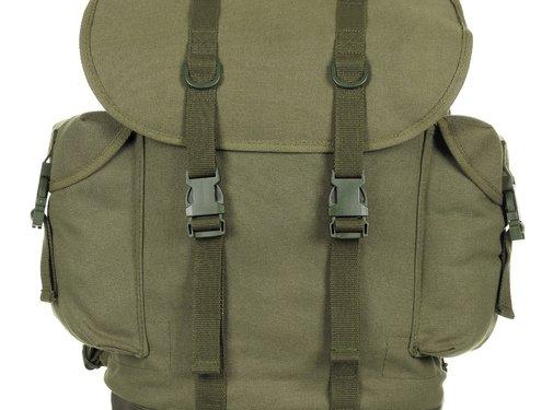 MFH Army Hiking rugzak nieuw model olijf/legergroen