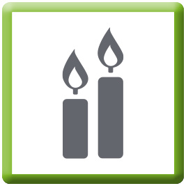 Camping Verlichting Kaarsen - CLICk HERE!