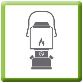 Camping Verlichting Benzine en Gaslamp - CLICK HERE!
