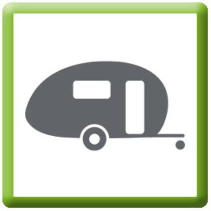 Caravan en Auto