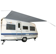 Bo-Camp Bo-Camp Caravanluifel - Travel - L - 460x240 cm - Grijs