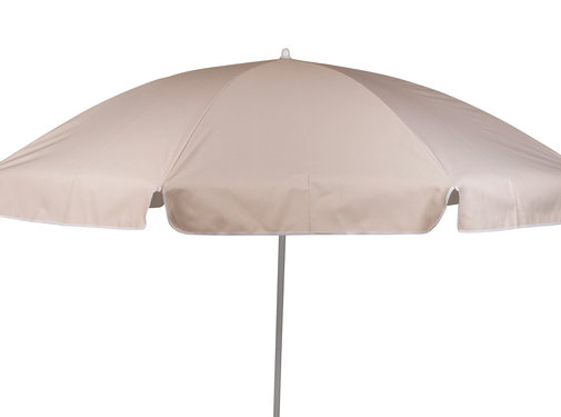 Bo-Camp Bo-Camp - Parasol - Met Knikarm - Ø 250 cm - Sand