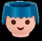 Lechuza - Playmobil - OJO oceaanblauw ALL-IN-ONE