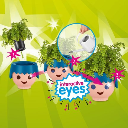 Lechuza OJO - educatieve plantenbak van Playmobil
