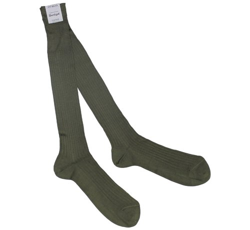 Original Italiaanse Army sokken, olijf/legergroen