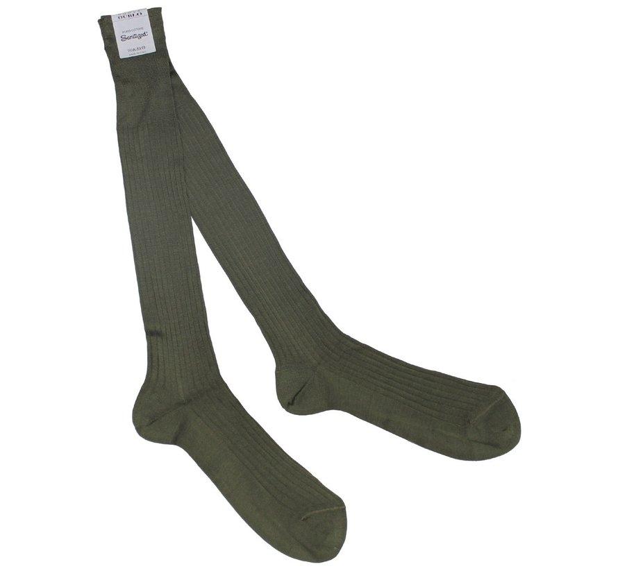 Italiaanse Army sokken, olijf/legergroen