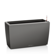 Lechuza Cararo Premium  Antraciet metallic ALL-IN-ONE