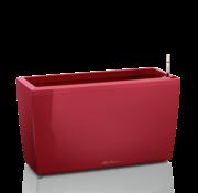 Lechuza Lechuza - Pflanzgefäß  CARARO PREMIUM scarlet rot hochglanz ALL-IN-ONE Set