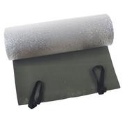MFH Outdoor MFH - Slaapmat / Isoleermat -  Legergroen  -  aluminium gecoat  - 50 x 200 x 1 cm