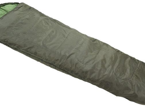 Fox Outdoor Fox Outdoor - Mummie slaapzak  -  OD groen  -  2-laags vullen