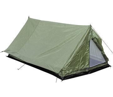 "MFH MFH - Tent  -  ""Minipack""  -  2 personen  -  OD groen"